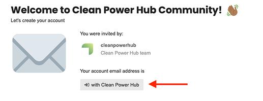 Invitation-Clean-Power-Hub-Community